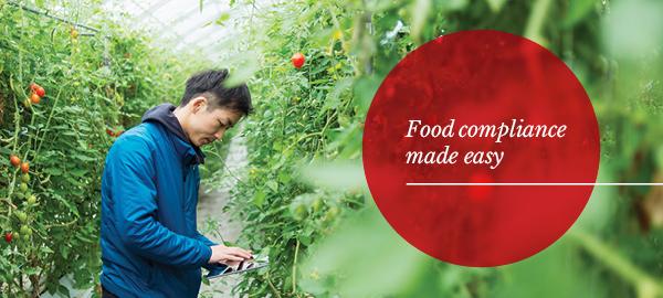 FSMA Compliance, FSMA Food Safety - SAI Global