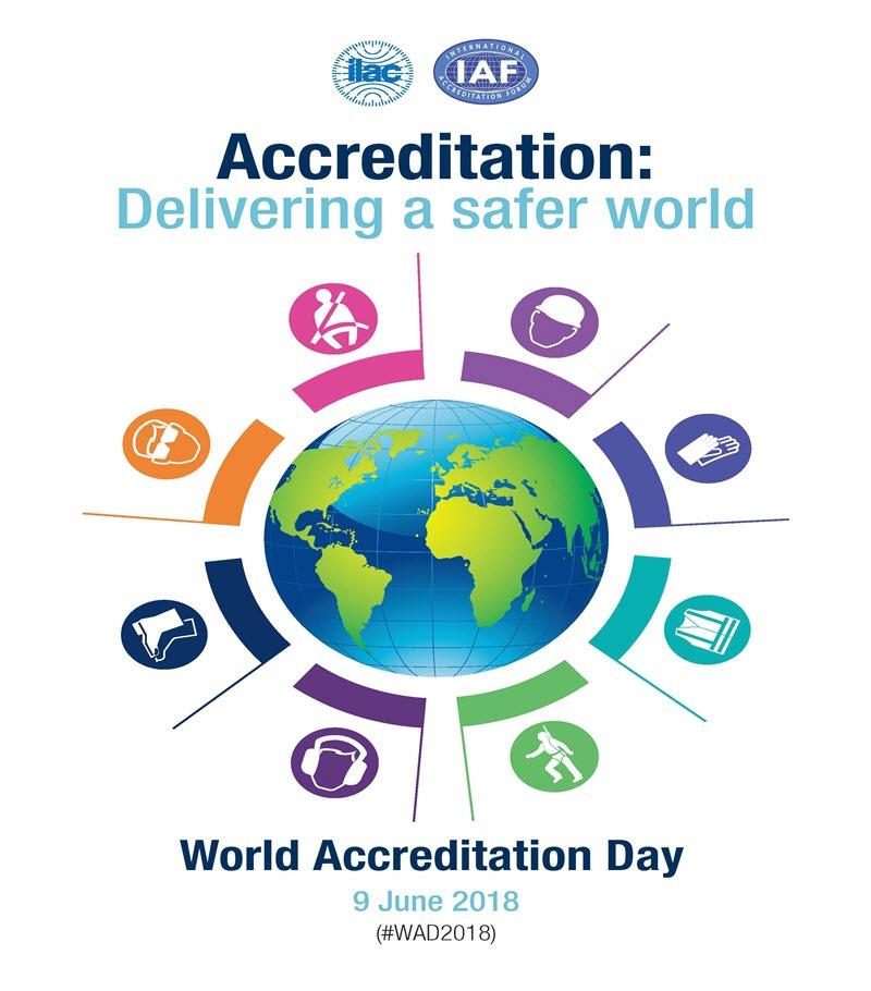 Accreditation: Delivering a Safer World