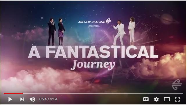 source: Fantastical Journey - #AirNZSafetyVideo