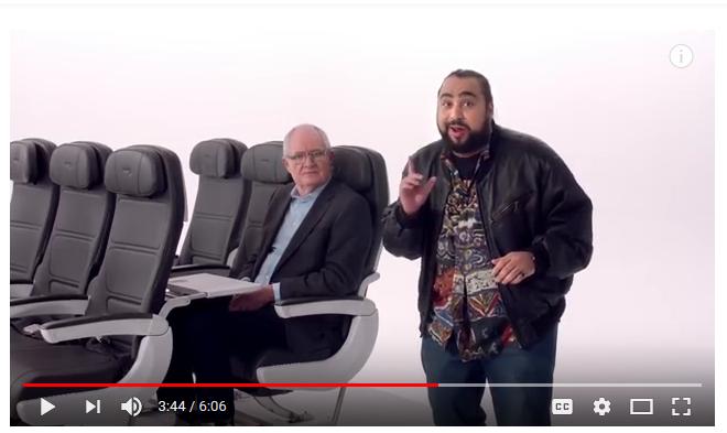 source: British Airways safety video - director's cut