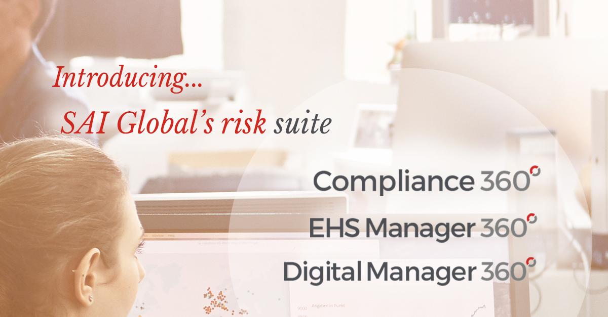 Magic Quadrant for IT Risk Management Solutions - SAI Global